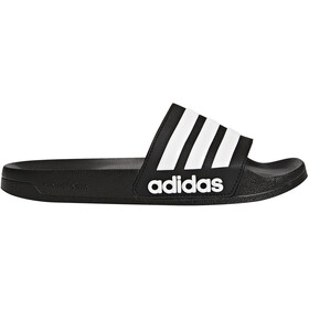 adidas Adilette Shower Slides Heren, core black/footwear white/core black